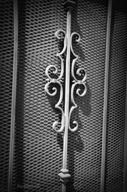 photography-SwittersB-old gate-metal work-desert