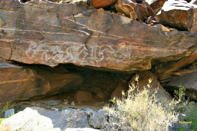 photography-defacing rocks-SwittersB-Tahquitz Canyon