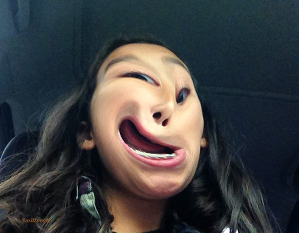 Photography-SwittersB-Funny Faces-Grandchildren-Desi