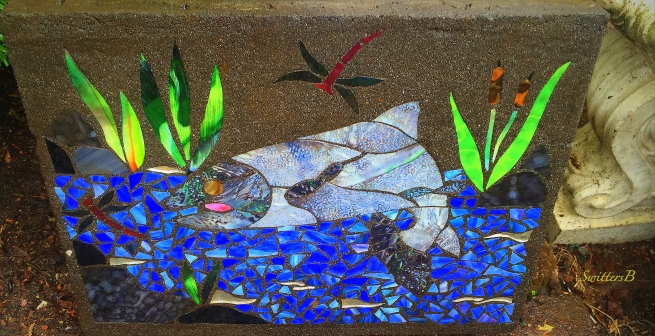 mosaic-Trout-Rabbit-Dragon Fly-Photography-SwittersB