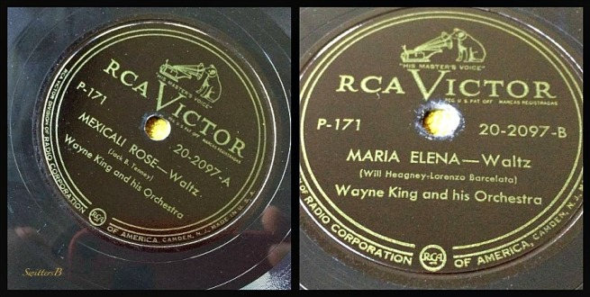 old record-phonograph-vintage-Wayen King