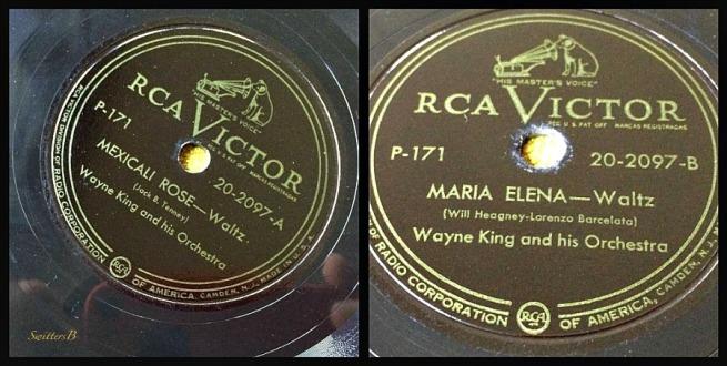 old record-phonograph-vintage-Wayen King