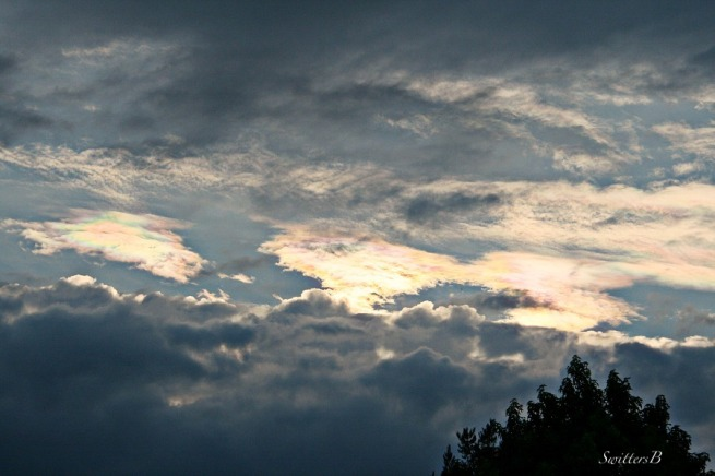 colorful sky-dark clouds-Portland-looking west-photography-SwittersB