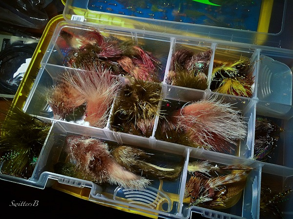 Bass Fly Box