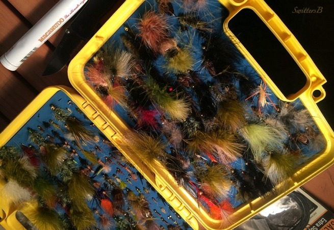 fly box-trout-lake box-fly fishing-SwittersB-photography-Oregon