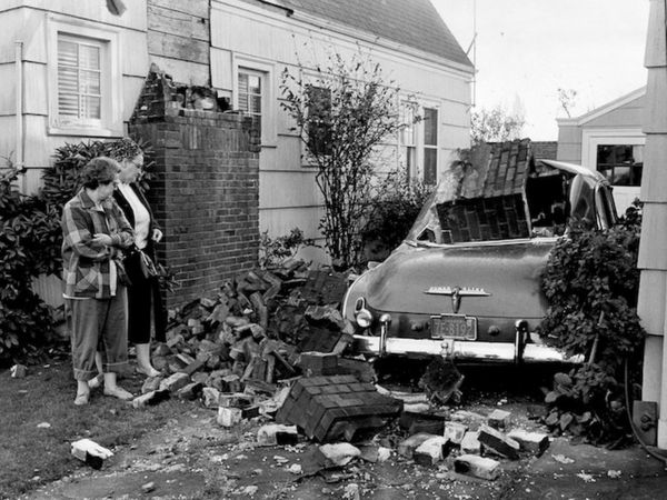 Image result for the columbus day storm damage in portland oregon 1962