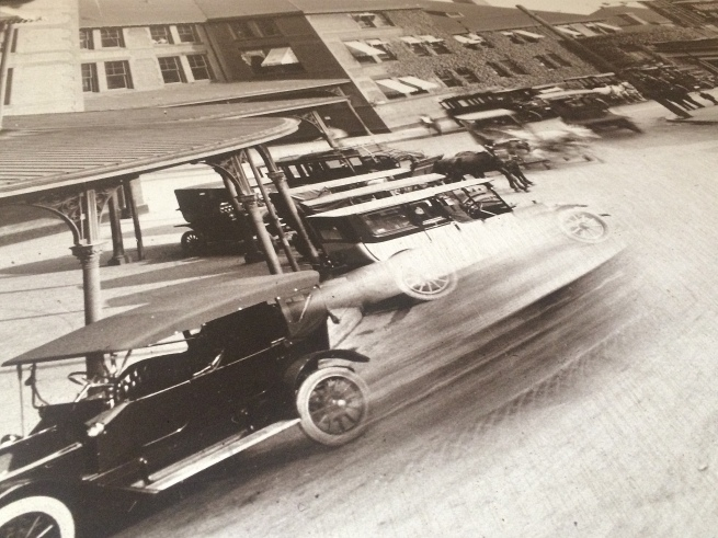curious old photo portland amtrak