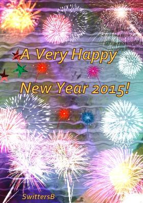 Happy NY 2015