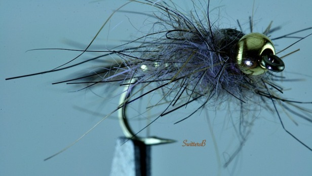Hare's Ear-nymph-fly tying-fly pattern-macro-photography-SwittersB