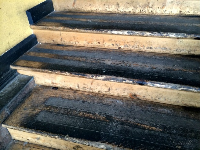 worn stairs-photography-SwittersB-Portland