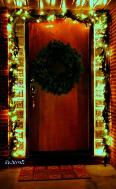 XMas Front Door