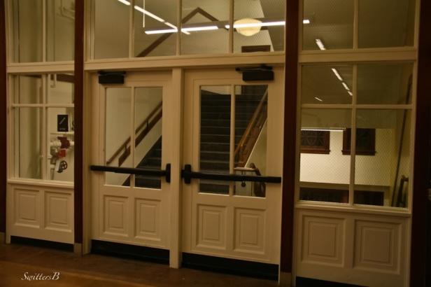 hallway doors-WHS-Kennedy Assassination-memory-SwittersB