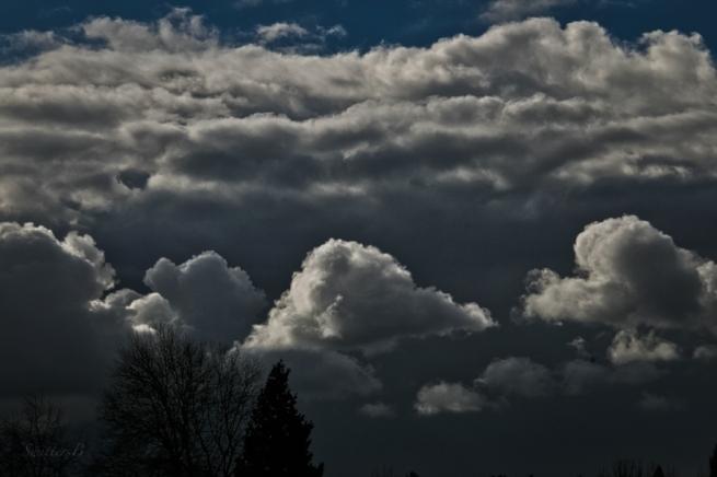 puffy clouds-Spring-Oregon-dark clouds-SwittersB