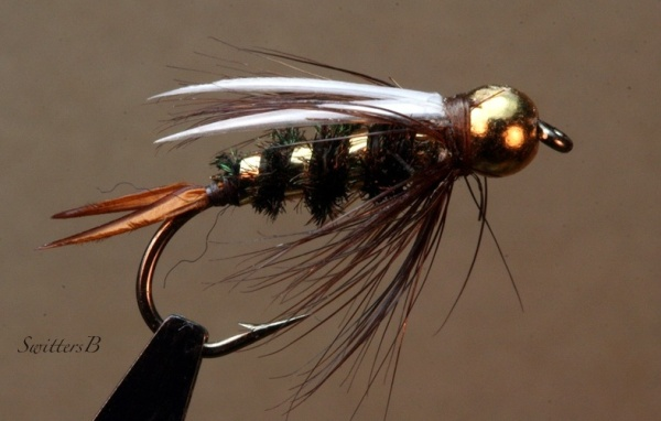 Prince Nymph-fly pattern-SwittersB-photo-fly fishing