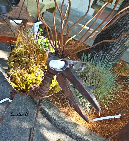 yard art-repurposed-gardening-SwittersB-Camas