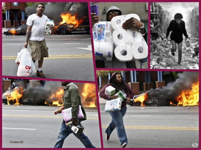 thugs-rioters-TP-toilet paper-SHTF-SwittersB