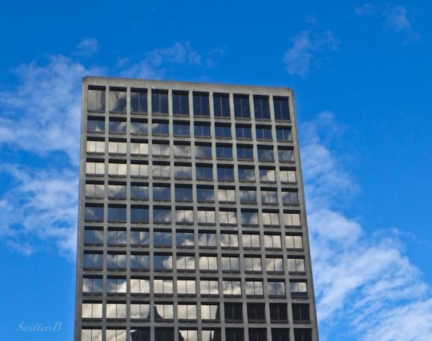 reflections, windows, Seattle, SwittersB