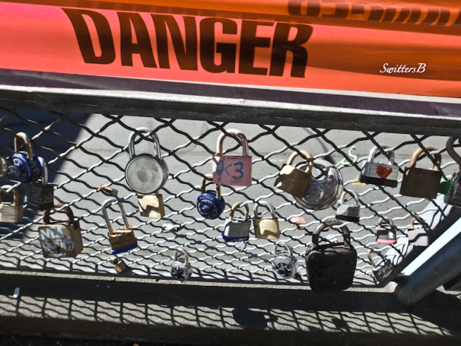 love locks-fence-ferry term-marion st.-Seattle-SwittersB