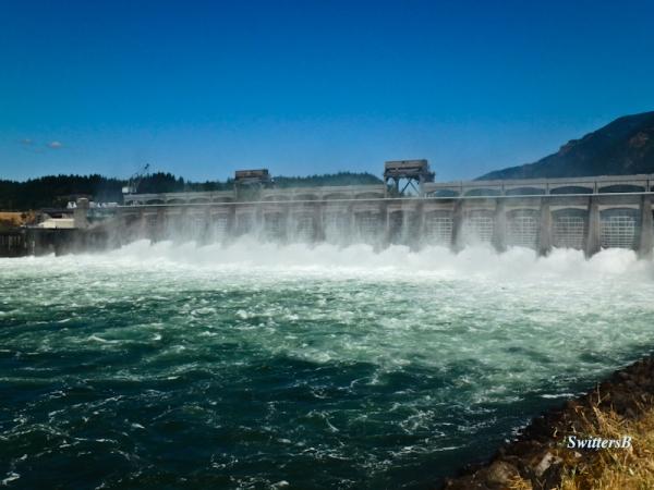 Bonneville Dam Spillway, SwittersB