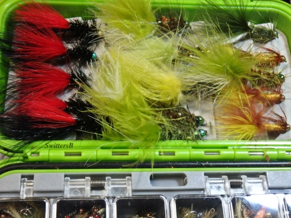 Woolly Buggers-fly pattern-fly box-SwittersB