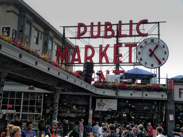 market, pike, Seattle, SwittersB