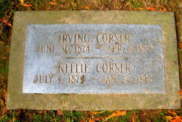 Nellie & Irv Corser
