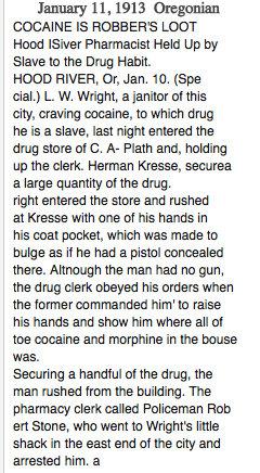 Herman Kresse Robbed