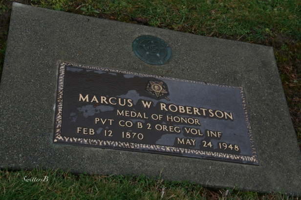 Marcus Robertson Medal of Honor Winner SwittersB