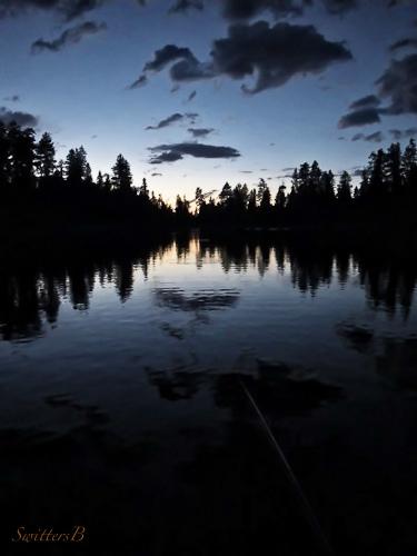 Walton Lake-last light-Oregon-SwittersB