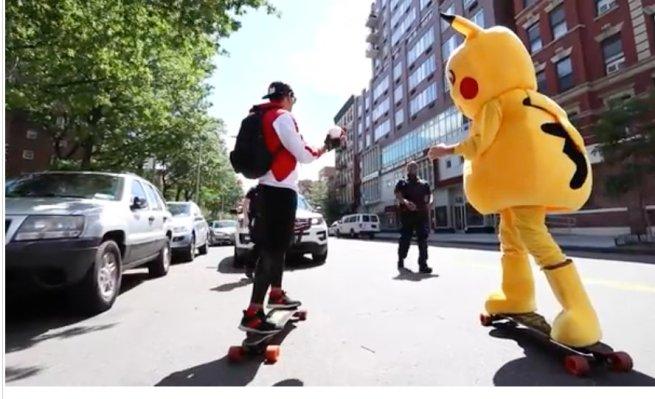 Pokemon Go Cops
