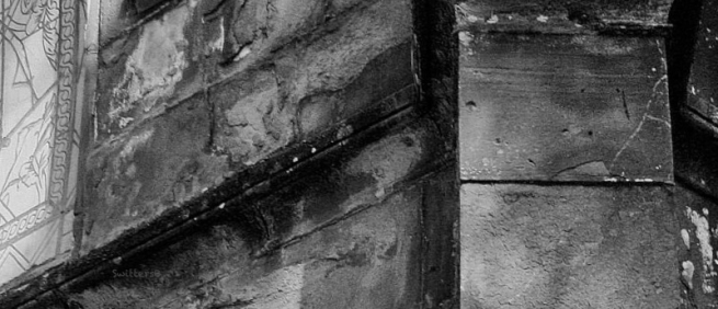 cemeter mausoleum-stone wall-SwittersB
