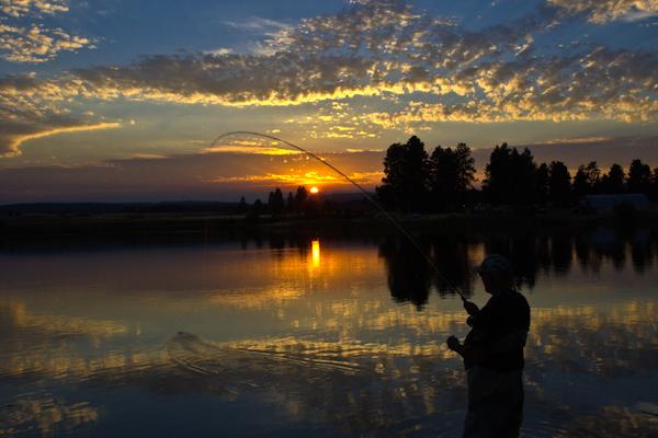 sunset-the take-fly fishing-5306