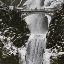 Multnomah Falls Ice Lower Bridge SwittersB