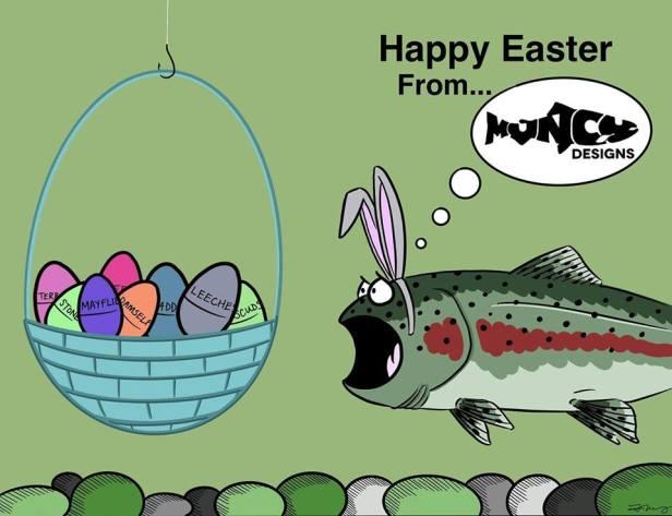 Happy Easter Muncy Designs