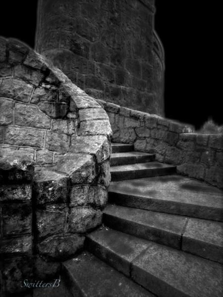 stairway, Portland, Rocky Butte